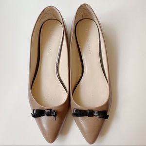 Franco Sarto Ballet Flats with Bow